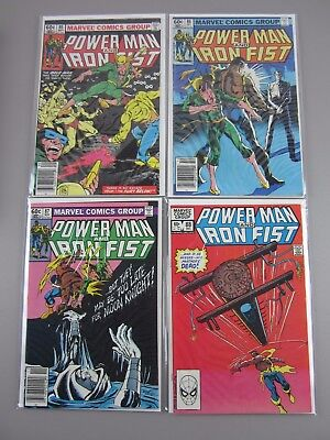 Power Man and Iron Fist Issues # 85 - 104 Complete, Luke Cage, Lot of 20