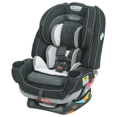Graco 4Ever  Extend2Fit  Platinum 4-in-1 Car Seat Color: Shale