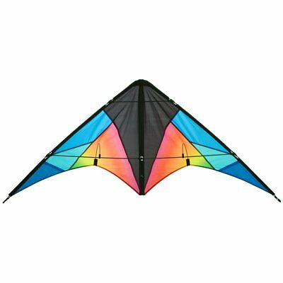 Excellent 2 Stunt Kite Quickstep for Beginners or More Advanced Flyers Quality