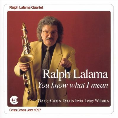 Lalama - You Know What I Mean