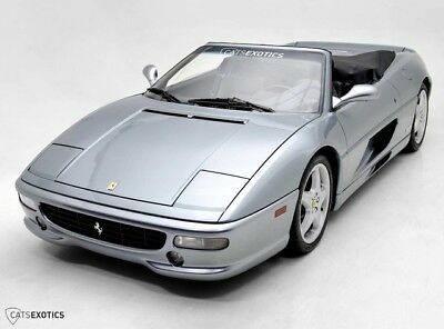 1997 Ferrari 355 Spider 6 Speed Manual - Newer Tires - New Clutch - Major Service Completed