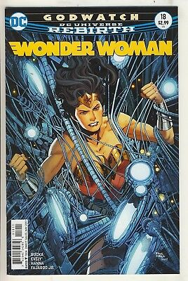 Wonder Woman (2017) 18 NM- Cover A
