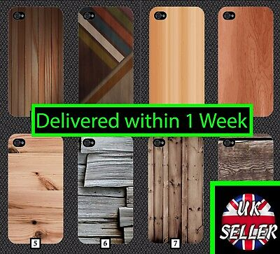 WOOD STYLE PHONE CASE WOODEN RETRO iPhone 6 Galaxy s7 SE s8 iphone 7 s6 397