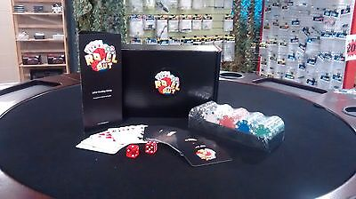 RollOut Game-poker style casino table game