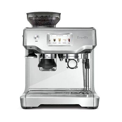 Breville the Barista Touch BES880BSS Espresso Coffee Machine
