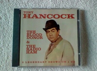 Tony Hancock The Blood Doner CD Comedy AudiO ENGLISH COMEDIAN BBC Radio GIFT