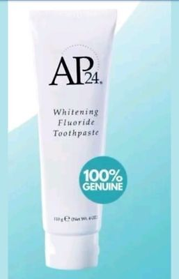 Nuskin Nu Skin Ap-24 Whitening Fluoride Toothpaste Authentic 4 Oz Tube Exp 2020