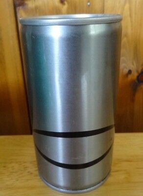 Genesee Cream Ale.  Pull Tab Beer Can - Top Opened Error Can