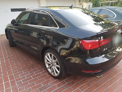 2015 Audi A3 Premium plus with navigation Awesome 2015 A3 with transferable warranty
