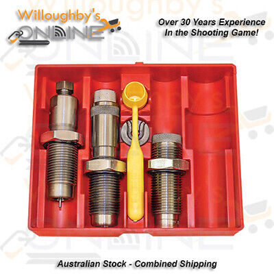 Lee Precision Pacesetter 300 WSM Winchester Short Mag 2 Die Set Rifle Reloading