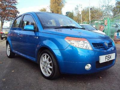 2007 07 Proton Savvy 1.1 Style 5D 75Bhp+Metallic Blue+Hpi Clear+Clean Car+Topmpg