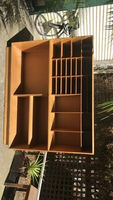 Wooden Cabinet ideal for office storage / organisation