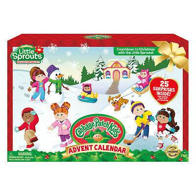 Cabbage Patch Kids Little Sprouts Countdown to Christmas Advent Calendar