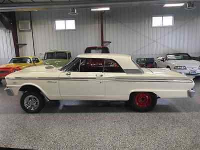 1963 Ford Fairlane Fairlane 500 1963 Ford Fairlane 500 Nostalgic Gasser - Professionally Built to Drive