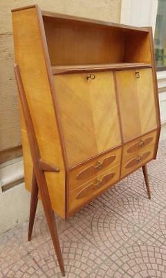 Cupboard sideboard vintage 50 years ico parisi modern antiques design