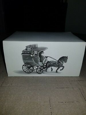 Dept 56 Dickens Village - The Fezziwig Delivery Wagon