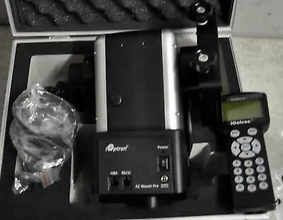 iOptron Minitower Pro Alt-Azimuth Mount w GO2NOVA Hand Controller