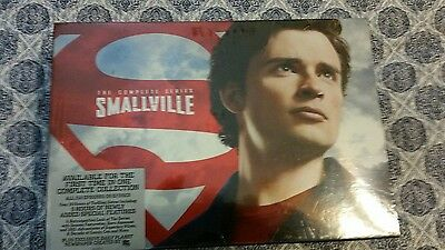 Smallville: The Complete Series (DVD, 2011, 62-Disc Set) Factory Sealed New