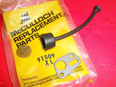 NEW McCULLOCH RUBBER MOUNT 99582 OEM FREE SHIPPING MH1