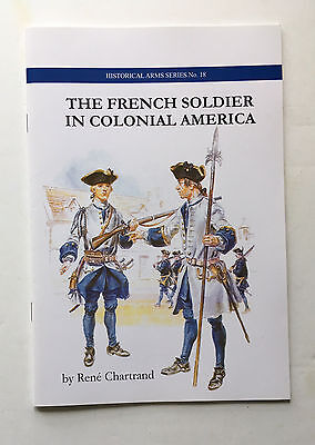The French Soldier in Colonial America, Chartrand