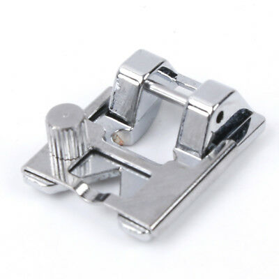 Braiding Purfling Elastic Presser Foot Large Screw Domestic Sewing Machine Parts