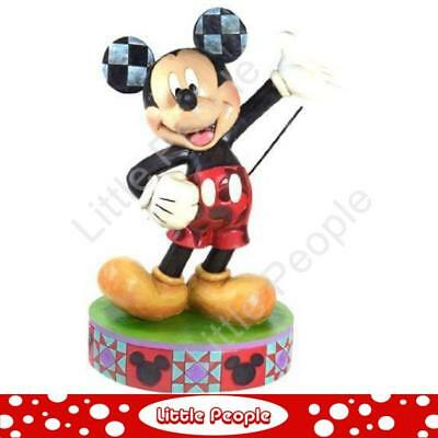 Jim Shore EXTRA LARGE MICKEY MOUSE Figurine Disney Traditions