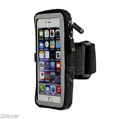 Gear Beast iPhone Galaxy Note Edge HTC LG Gym Running Sport Armband Holder Case