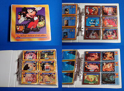 Disney Classics Trading Cards Stickers Aussie Dynamic Marketing Walt Disney SALE