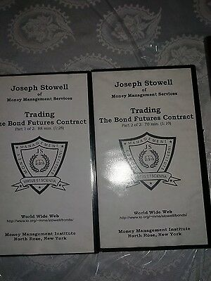 Rare Trading the bond futures contract  Joseph Stowell