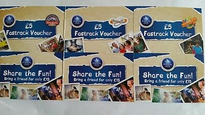 X3 Share The Fun For £15 - Must Have A Merlin Annual Pass - Merlin Vouchers