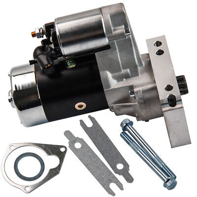 High-Torque Small/Big Block Starter Motor For CHEVY GM HD Mini 3HP 305 350 454