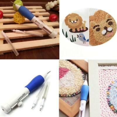 DIY Embroidery Needle Weaving Tool Magic Embroidery Pen 1.3/1.6/2.2mm AU Seller
