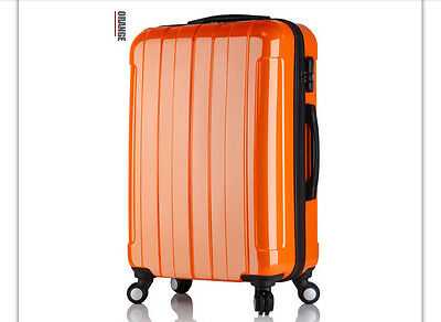 "28"" Orange Height 69cm Universal Wheel ABS+PC Travel Suitcase/Luggage Trolley *"