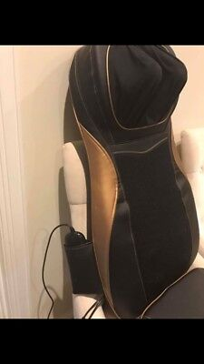 massage chair in perfect condition- multiple options, price negotiable
