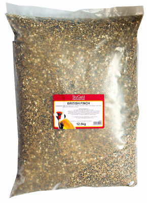 SkyGold British Finch Bird Food Seed Mix 12.5kg