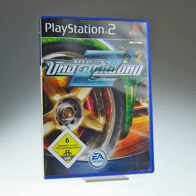 sony playstation ps2 spiel need for speed. Black Bedroom Furniture Sets. Home Design Ideas