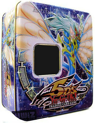 Yu-Gi-Oh! 5D's Collectors Tin - Ancient Fairy Dragon - TIN ONLY!