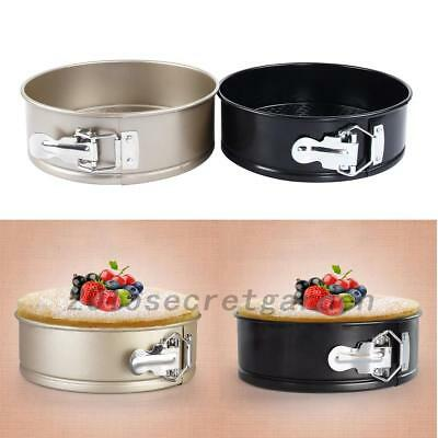 8 inch Bakeware Non-stick Springform Cake Pan Mould Tool Home Kitchen