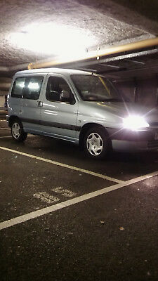 Pegeout Partner Car/Van Combi Diesel * Bargain Work Horse* Used Daily *