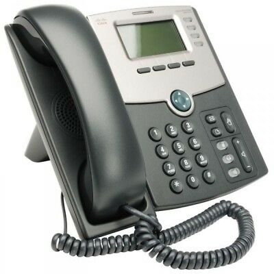 Joblot of 6 Cisco SPA502G 1-Line IP Phone with Display, PoE and PC Port Warranty