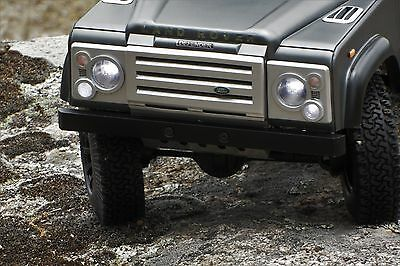 1:10  Defender D90 & D110 Scale  Front Grill and Lights Kit SVX Style