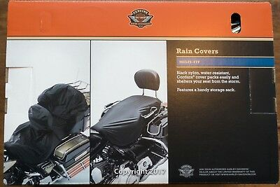 Harley Davidson Rain Covers Electra Ultra Limited Cvo Touring - 52952-97 - New