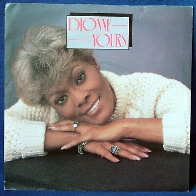 """Dionne Warwick – Yours - 7"""" VINILE"""