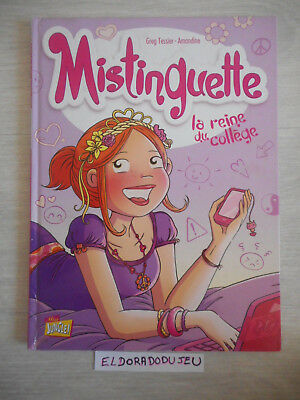 Eldoradodujeu > Bd - Mistinguette 3 La Reine Du College - Jungle R 2014 Be