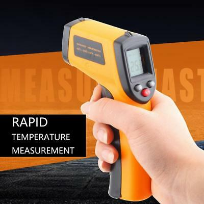 Non-Contact Digital IR Infrared Handheld Laser Thermometer Temperature Gun LCD