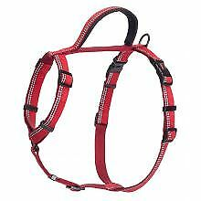 PET-302308 - HALTI Walking Harness Red Small