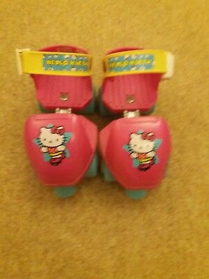 Girls Hello Kitty Adjustable Roller Skates, age 4 plus