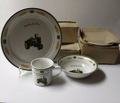 2 John Deere Dinner Plate Approx 9 3 4 China Gibson Nothing Rides & Excellent John Deere Dinner Plates Photos - Best Image Engine ...