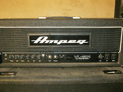 AMPEG HEAVY ROCK AMP USA - designed by LEE JACKSON