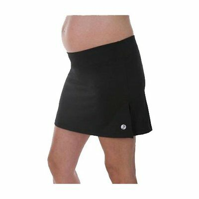 Born Fit high support maternity pregnancy gym / running skort shorts Small 8-10